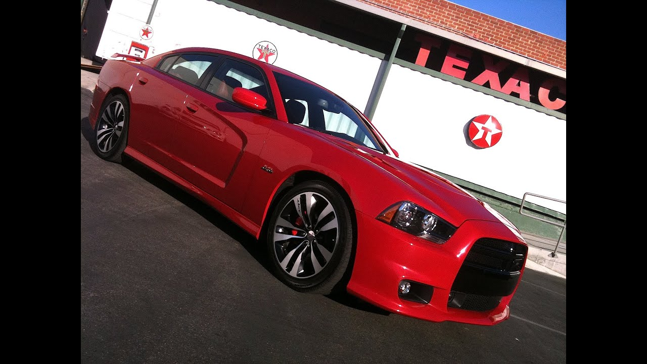 Dodge Charger Srt8 2012 Hemi Engine Technical Review Youtube