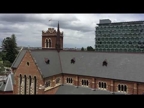 Perth from Library 23/Oct/2017