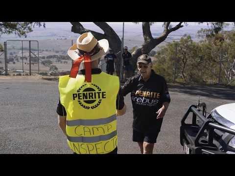 Bathurst 1000 Camp Inspections with David Reynolds