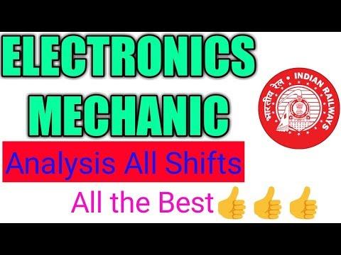 ELECTRONICS MECHANIC TRADE Questions