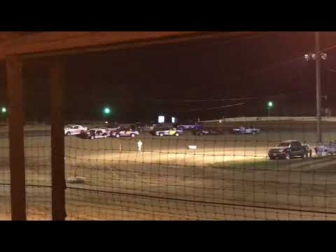 Charleston Speedway UMP Factory Stock Feature July 28 2018