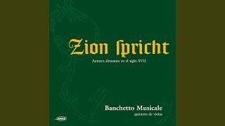 Suite No. 1 de Banchetto Musicale: Paduana - Gagliarda - Courante - Allemande - Tripla