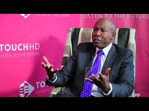 Reserve Bank Governor Lesetja Kganyago talks SA Economy 2017.