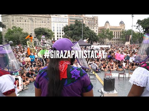 Palabras de Bienvenida Zapatista a Catalunya