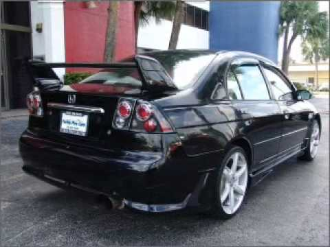 2001 Honda Civic   Hollywood FL