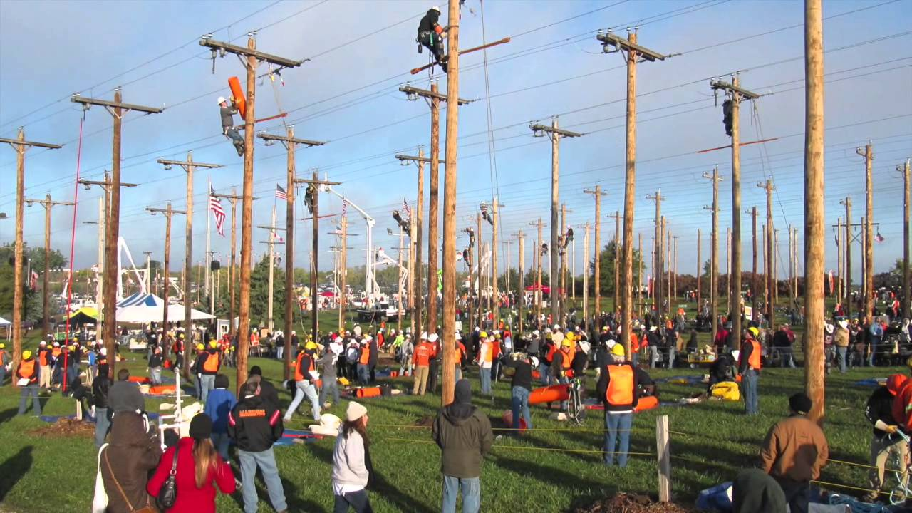 Kansas International Lineman S Rodeo Youtube