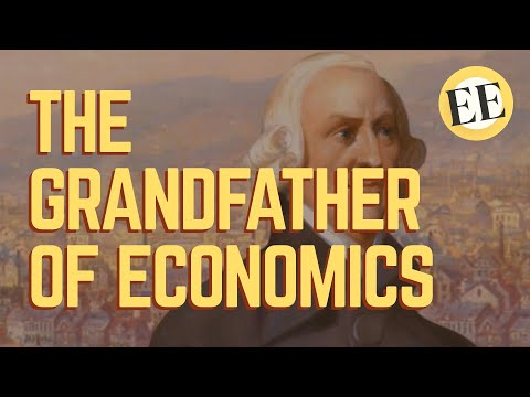 Adam Smith: The Grandfather Of Economics