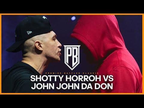 Shotty Horroh vs