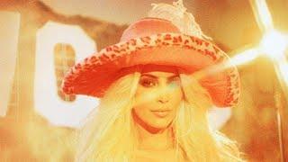 Kim Kardashian Channels Lil' Kim & Pamela Anderson In 1999-Themed Shoot