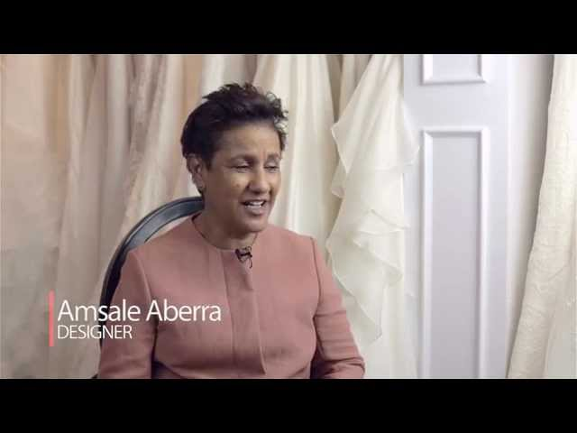 32dca1b48e7 WATCH  Interview with Amsale Aberra