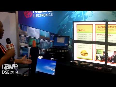 DSE 2014: Rose Electronics Presents the Orion X-series KVM matrix switch