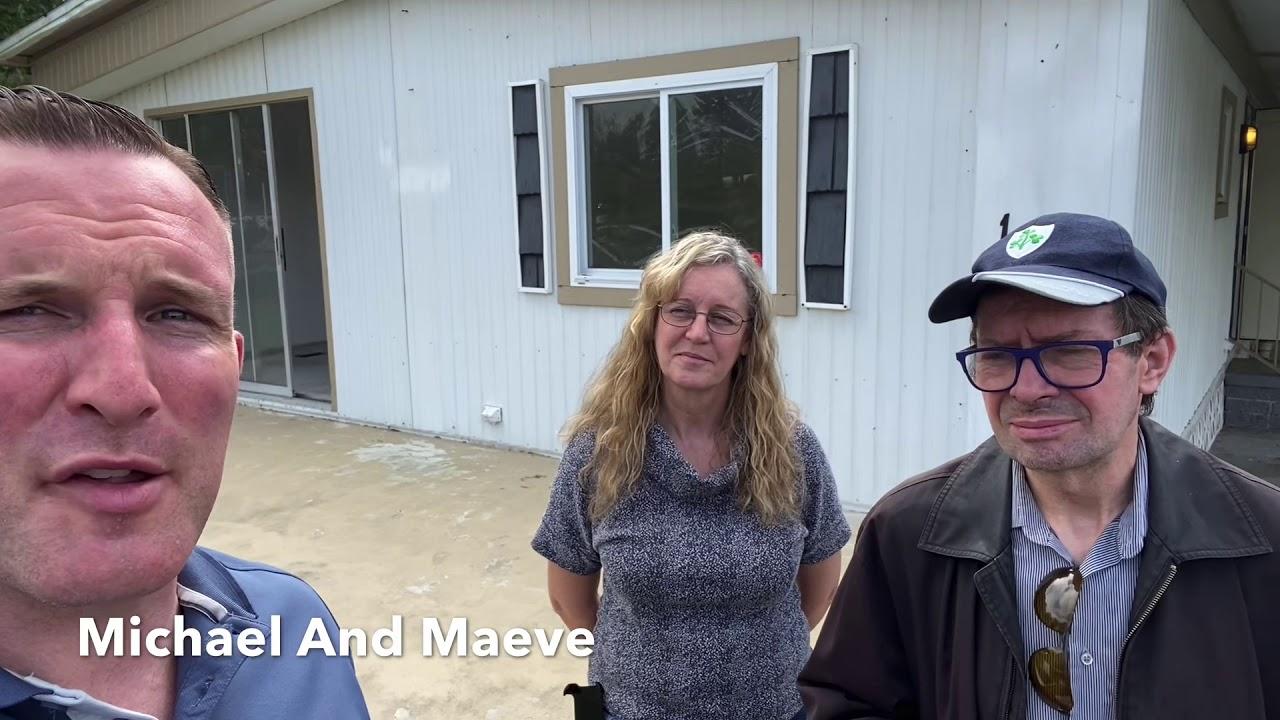 Michael And Maeve Testimonial