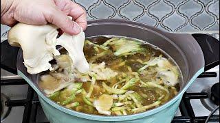 Korean Hand Torn Noodle Soup   Sujebi 수제비 Recipe   Simply Mama Cooks