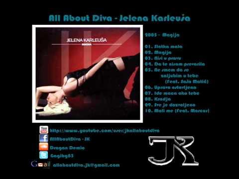 Jelena Karleusa - 2005 - 05 - Ne smem da se zaljubim u tebe (feat. Sasa Matic)