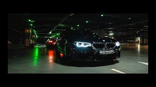 Жарим сало на двигателе BMW M5 F90.