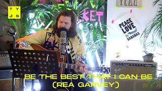 Rea Garvey - Be The Best That I Can Be (live) @ #TheYellowJacketSessions