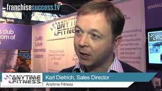 Anytime Fitness - US Franchise looking for UK Franchisees - Meet the Master Franchisor