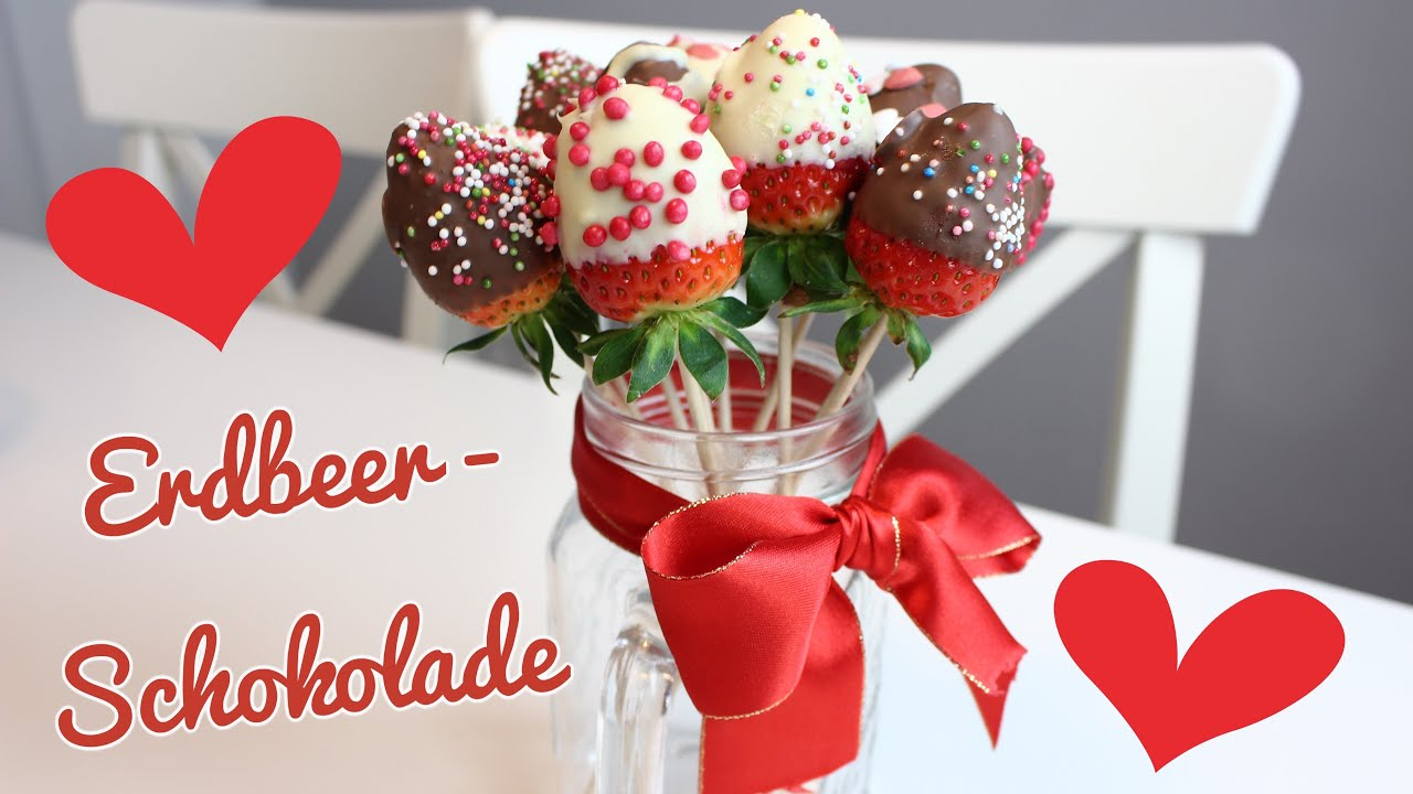 An Alle Männer So Macht Man Frauen Freude Schoko Erdbeeren Die Perfekte Geschenkidee