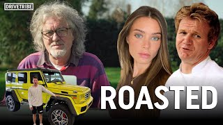 James May roasts YouTubers' cars AGAIN