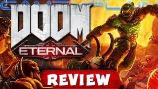 DOOM Eternal - REVIEW (Video Game Video Review)