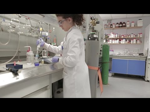The student view: MSc in Drug Discovery and Pharmaceutical Sciences