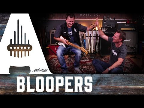 "Bloopers #8 - ""Pumping right in at the low end!"""