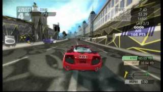 Need For Speed Nitro: Gameplay