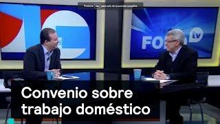 Convenio sobre trabajo doméstico de la OIT - Agenda Pública thumbnail