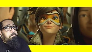 Overwatch - Alive Animated Short REACTION