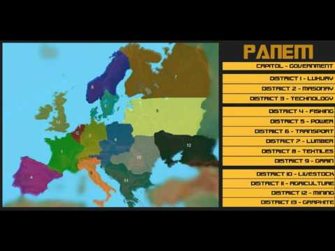 What If Panem Was In Europe ??