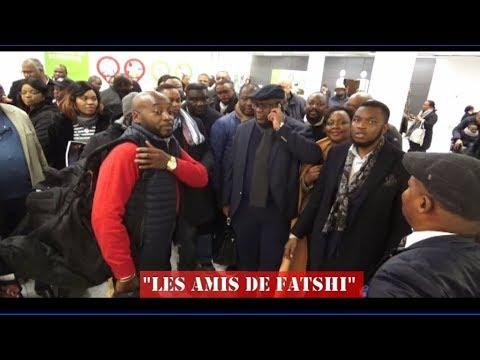 Urgent: Départ de Félix Tshisekedi pour Kinshasa en images et message aux Leaders de LAMUKA