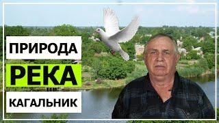 Природа России Голуби Геннадий Мацинов Река Кагальник из станицы [Кагальницкой]!