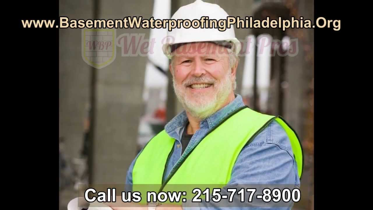 Basement Waterproofing Philadelphia Waterproofing Companies