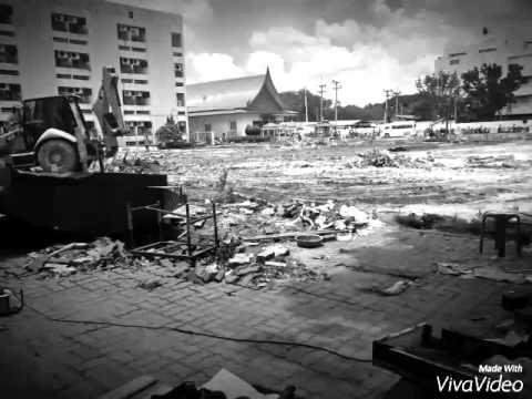 โรงพยาบาลมหาราชนครราชสีมาก่อสร้างอาคารเฉลิมพระเกียรติ์สมเด็จพระเทพฯภาค1