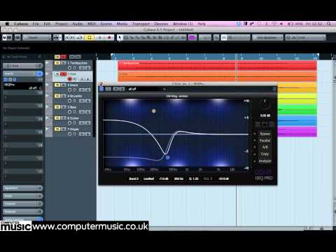 How to EQ for vintage analogue warmth