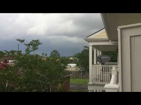 Tornado siren/warning NAS JRB New Orleans