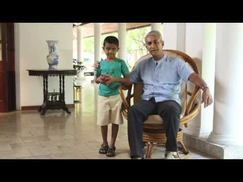Sidath Wettimuny Earth Hour Sri Lanka TVC 2014 (30 sec)