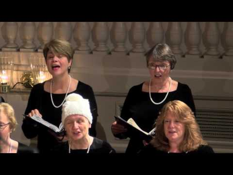 Worcester Chorus: Handel's Messiah at Mechanics Hall (HD Deluxe) 12/3/16