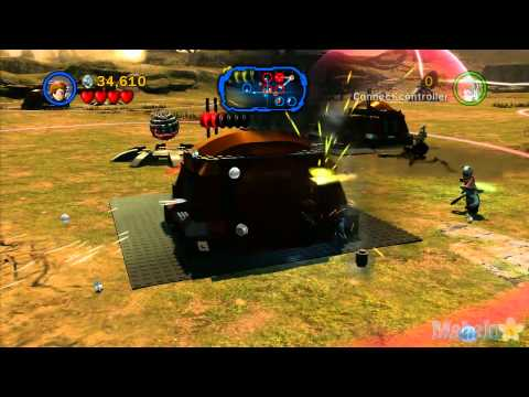 lego star wars iii the clone wars part 2 count dooku chapter 1