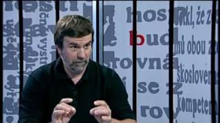 Interview Z1, host: Vlastimil Vondruška (1. 6. 2010)