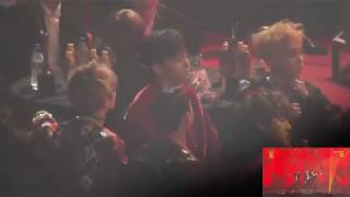 170119 EXO Reaction to Silento & Brave Girls & Punch Watch me & High Heels & Spotlig