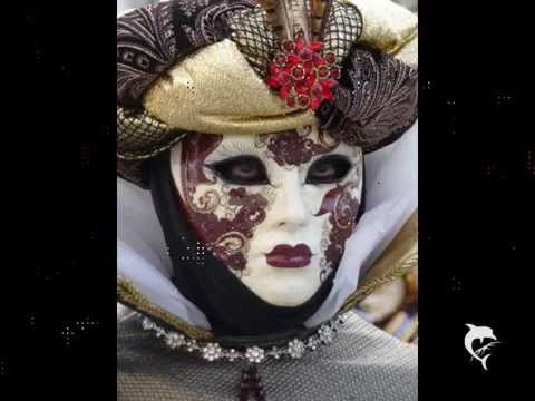 Masken Karneval In Venedig 2011 Youtube