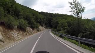 Croatia - D25 Velebit Park to Gospic