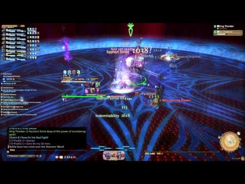 Repeat FFXIV: Alexander Turn 3 Dark Knight Solo Tank by