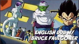 Frieza Meets Team Universe 7 (English Dub/Bruce Faulconer Edit)