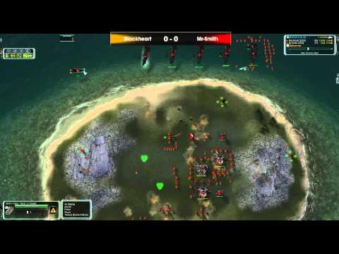 FAF Prime Commander Tourney - Semi Final - Blackheart Vs Mr-Smith