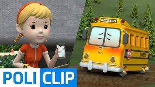 Dangerous thing in summer   Robocar Poli Rescue Clips