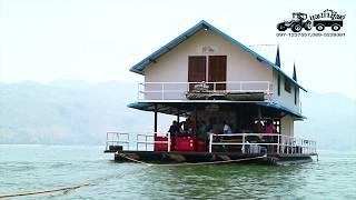 แพน้ำทิพย์ ล่องแพกาญจนบุรี แพเขื่อนศรีนครินทร์ แพเธค ที่พักกาญจนบุรี Ep.9
