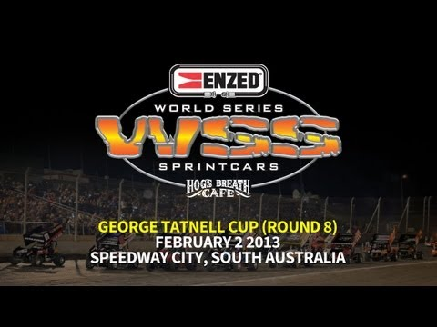 12/13 ENZED World Series Sprintcars Presented By Hog's Breath Cafe George Tatnell Cup (Adelaide, SA)