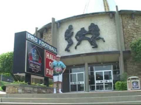 Football Hall Of Fame Canton Ohio